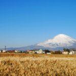 富士山が真っ白です❅