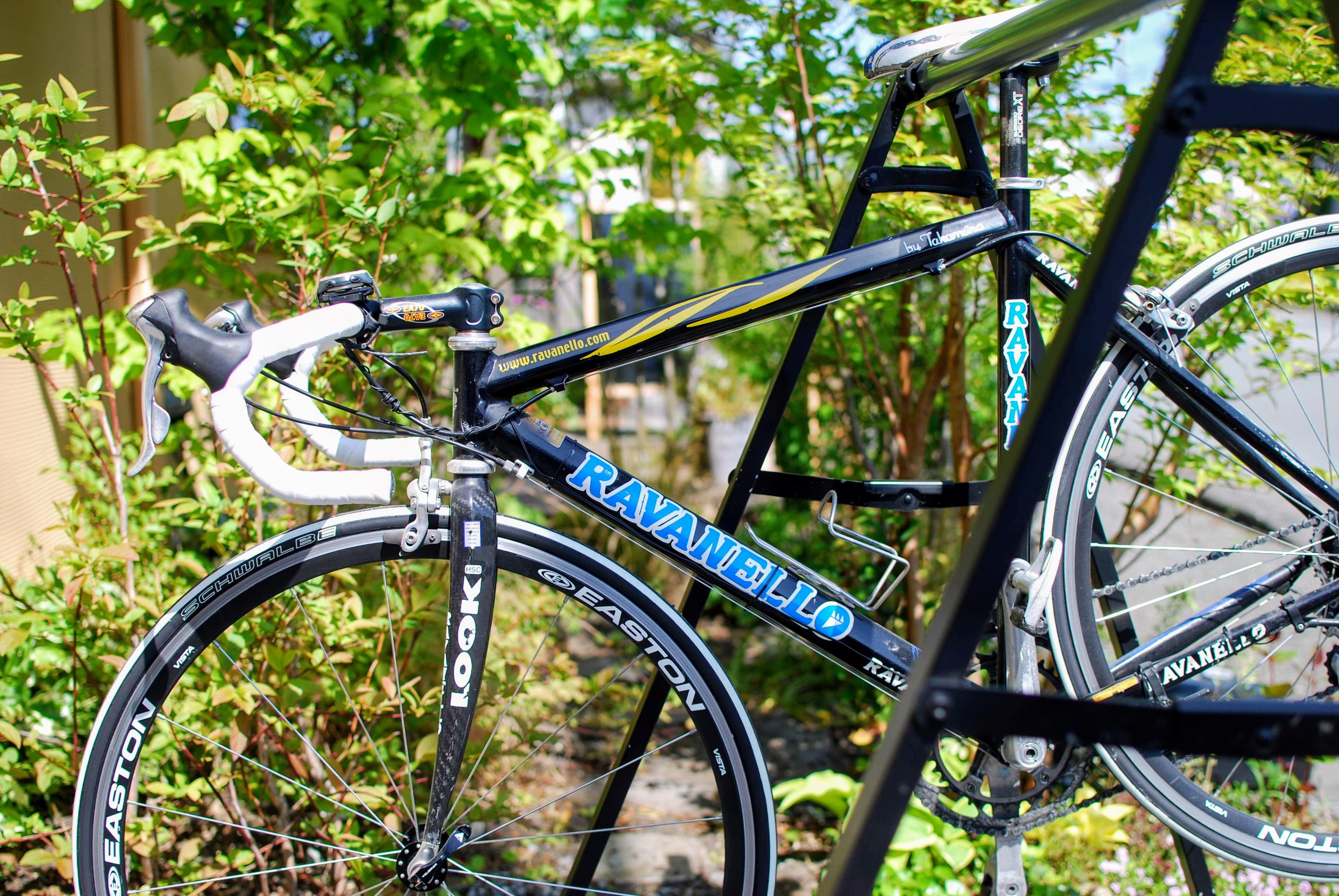 5月は自転車月間だそうです!