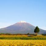 富士山初冠雪!!
